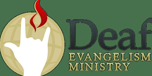 National Deaf Evangelism Ministry Conference 2020
