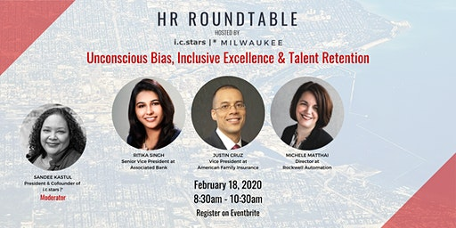 February 2020 HR Roundtable with i.c.stars |* Milwaukee