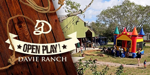 March Davie Ranch Open Play