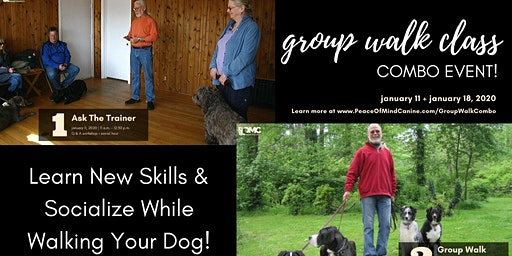 Group Walk Class Special!