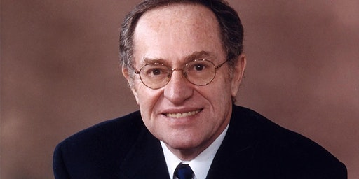 Alan Dershowitz & Robert M. Shrum: Debate, Discussion & Dialogue