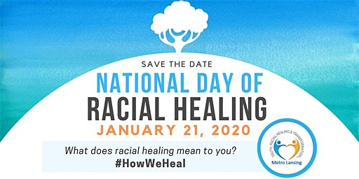 Round Rock's 2nd Annual National Day of Racial Healing Celebration 2020!