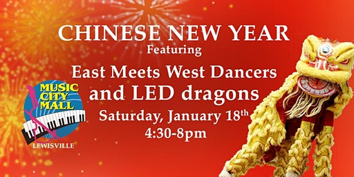 Chinese New Year at Music City Mall Lewisville!