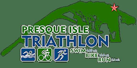 Presque Isle Triathlon 2020 tickets