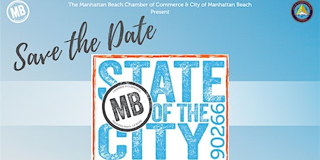 Manhattan Beach State of the City 2020 tickets