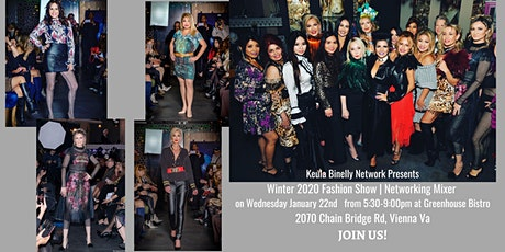 Winter 2020 Fashion Show Happy Hour | Networking Mixer tickets
