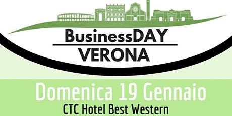Business Day VERONA 19 Gennaio 2020 biglietti