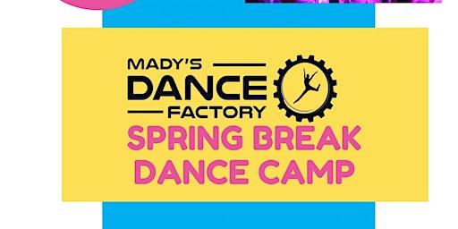 Spring Break Dance Camp
