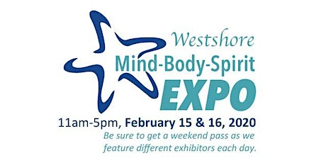 Westshore Mind Body Spirit Expo tickets