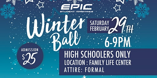 EPIC Winter Ball