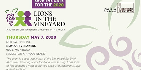 Lions in the Vineyard tickets