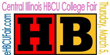 Central Illinois HBCU Fair tickets