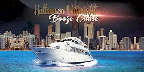Halloween Midnight Booze Cruise tickets