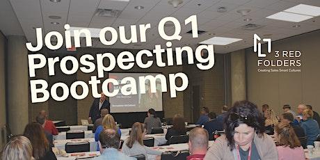 'Get Your Foot In The Door' Prospecting Bootcamp tickets