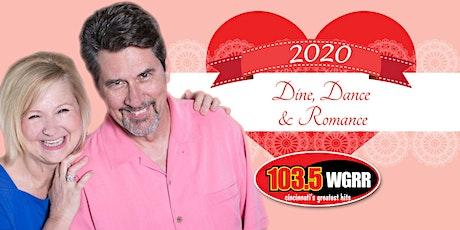 WGRR Dine, Dance & Romance Dinner Dance 2020 tickets