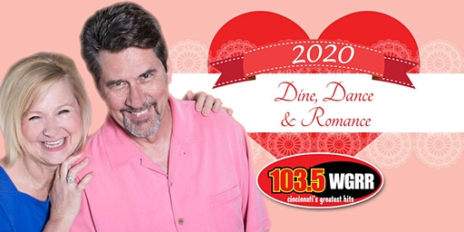 WGRR Dine, Dance & Romance Dinner Dance 2020