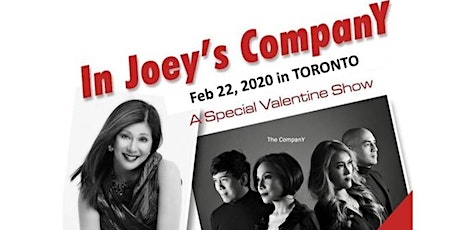 In Joey's CompanY: A Valentine Concert tickets