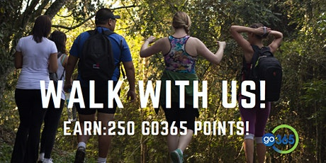 Go365 Walk With Us - Brushy Creek tickets
