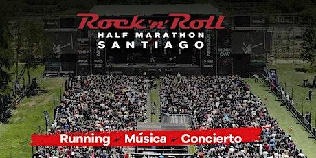 Rock 'n Roll Santiago 2020 - Inscrição ingressos