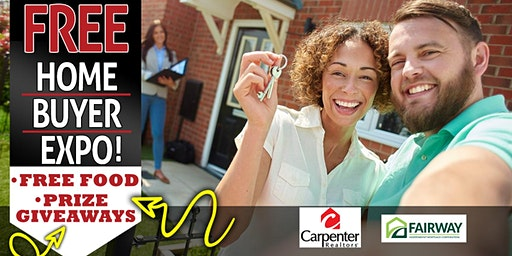 Free Home Buyer Expo! - Free Food + Prize Giveaways!