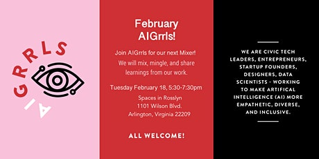 AIGrrls: AI and Ethics tickets
