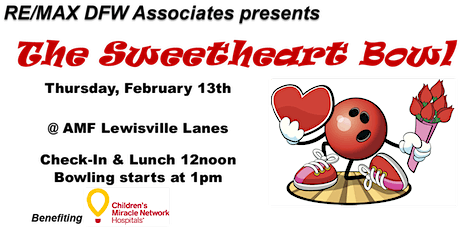 Sweetheart Bowl- presented by RE/MAX DFW Associates tickets