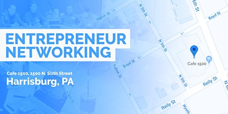 Entrepreneur Networking (Harrisburg PA) tickets