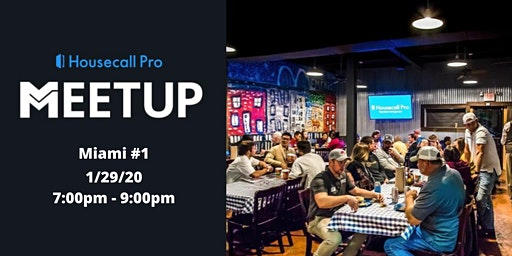Miami Home Service Professional Networking Meetup  #1
