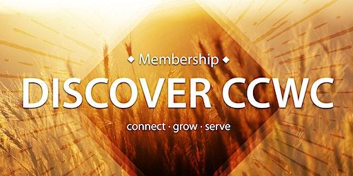 "Membership ""Discover CCWC"""