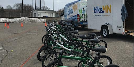 West St. Paul Bike Maintenance Training