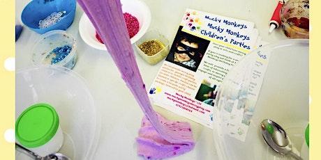 Toddler Slime Making Workshop tickets