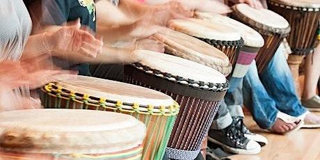 Children's Drumming Class - Free! tickets