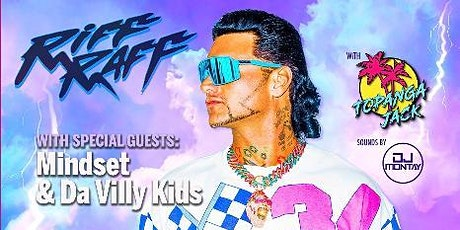 Riff Raff Cranberry Vampire Tour Buffalo tickets