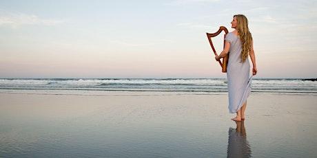 Harp and Reiki Healing Online Tuesdays tickets