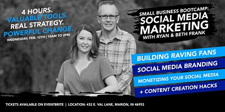 Small Business Bootcamp: Social Media Marketing tickets