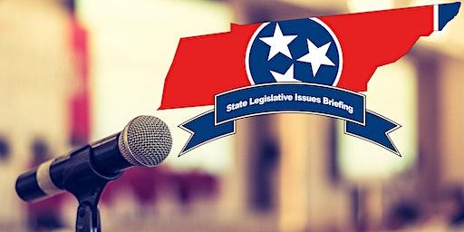 State Legislative Issues Briefing