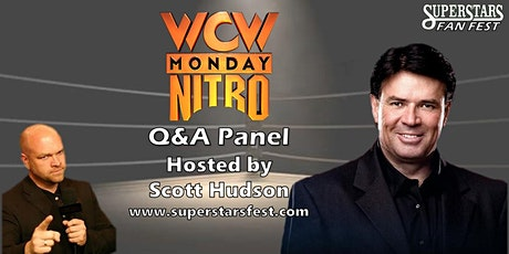 Monday Nitro Q & A featuring Eric Bischoff and Hosted by Scott Hudson tickets