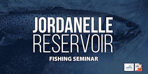 Jordanelle Reservoir Ice Fishing Seminar