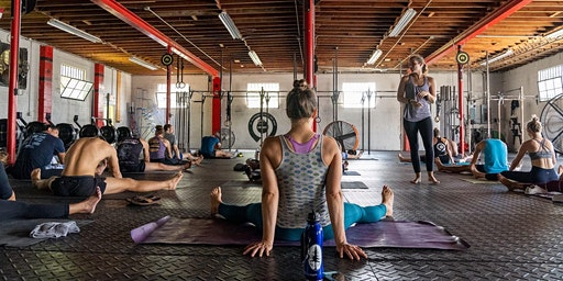$5 Pop-Up Slow Flow Yoga