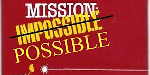"""Sip and Shop - Mission """"Possible"""" Fundraiser"""