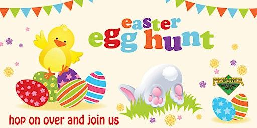 Easter Egg Hunt in Plantation