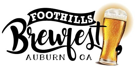 2020 Foothills Brewfest tickets