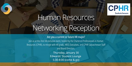 Human Resources Networking Reception tickets