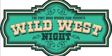 34th Annual Wild West Night tickets