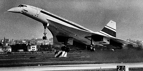 Building Concorde - from Early Design Studies to Service Entry Tickets