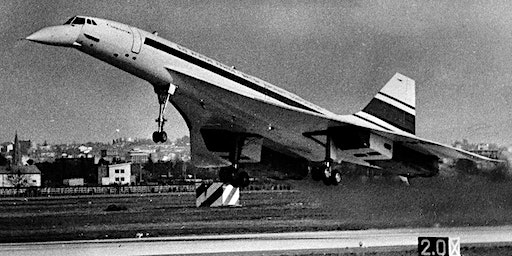 Building Concorde - from Early Design Studies to Service Entry