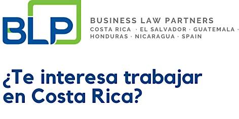 Charla: ¿Te interesa trabajar en Costa Rica?