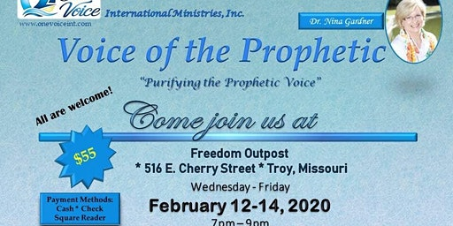 Voice of the Prophetic