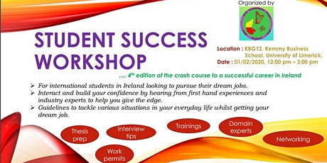 Student Success Workshop tickets
