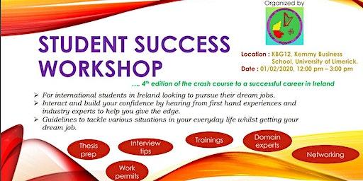 Student Success Workshop